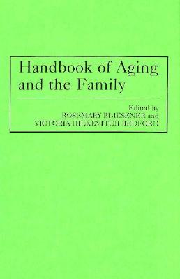 Image for Handbook of Aging and the Family