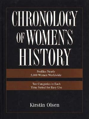 Chronology of Women's History (Culture), Olsen, Kirstin