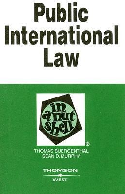 Image for Public International Law in a Nutshell