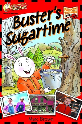 Image for Postcards From Buster: Buster's Sugartime (L2): First Reader Series (Passport to Reading: Level 2)