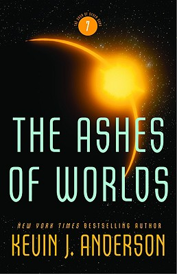 Image for The Ashes of Worlds (Saga of Seven Suns)