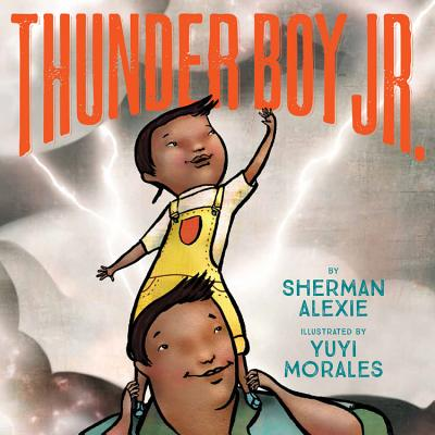 THUNDER BOY JR., ALEXIE, SHERMAN