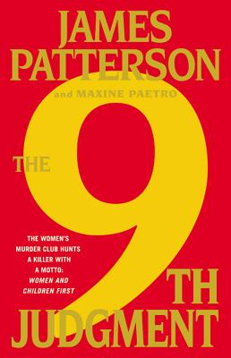 The 9th Judgment (The Women's Murder Club), James Patterson, Maxine Paetro