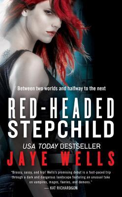 Red-Headed Stepchild (Sabina Kane), Jaye Wells