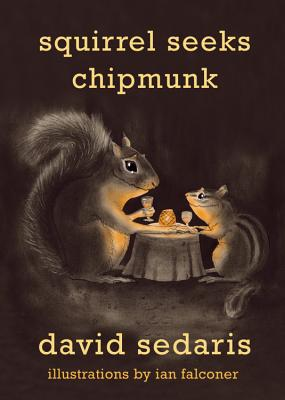 Image for SQUIRREL SEEKS CHIPMUNK ILLUST IAN FALCONER
