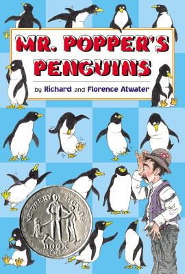 "Mr. Popper's Penguins, ""Atwater, Florence, Atwater, Richard"""