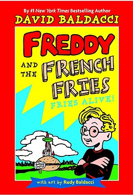 Image for Freddy and the French Fries #1:: Fries Alive!