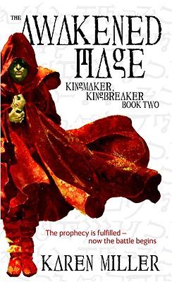 Image for The Awakened Mage: Kingmaker, Kingbreaker: Book 2
