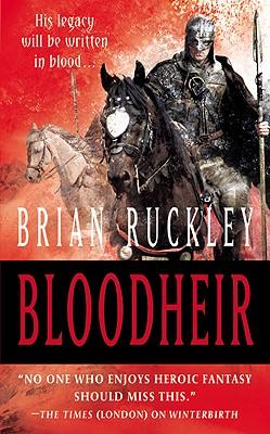 Image for Bloodheir (Godless World #2)