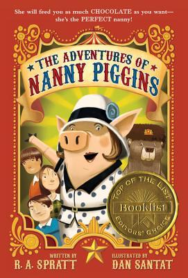 The Adventures of Nanny Piggins, Spratt, R. A.