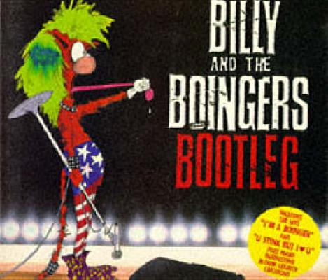 Image for Billy and the Boingers Bootleg