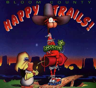 Image for Happy Trails (Bloom County)