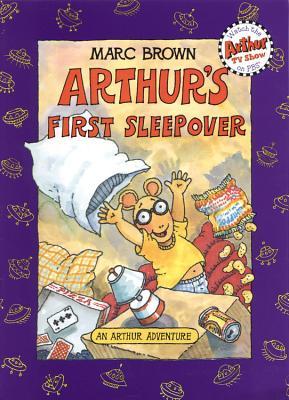 Image for Arthur's First Sleepover:  An Arthur Adventure
