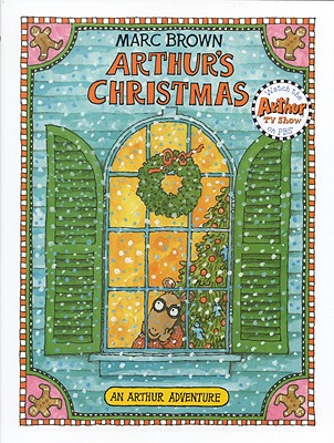 Image for Arthur's Christmas: An Arthur Adventure (Arthur Adventures)
