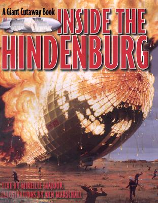 Image for Inside the Hindenburg (Giant Cutaway Book)