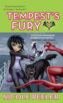 Image for Tempest's Fury (Jane True)
