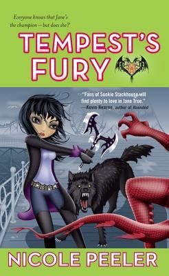Tempest's Fury (Jane True), Nicole Peeler