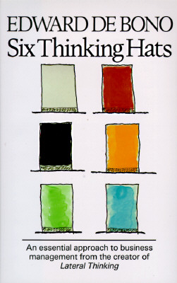 Image for Six Thinking Hats: An Essential Approach to Business Management