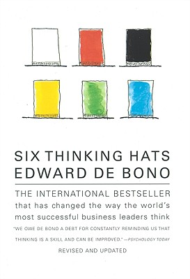 Six Thinking Hats, EDWARD DE BONO