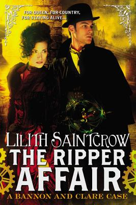 Image for The Ripper Affair (Bannon and Clare)