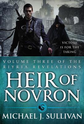 Image for Heir of Novron: Volume Three of the Riyria Revelations
