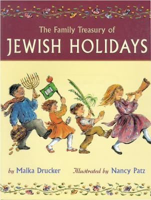 Image for the Family Treasury of Jewish Holidays