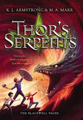 Image for Thor's Serpents (The Blackwell Pages)