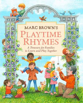 Image for Playtime Rhymes:  A Treasury for Families to Learn and Play Together.
