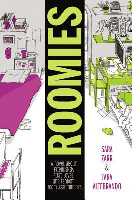 Roomies, Sara Zarr, Tara Altebrando