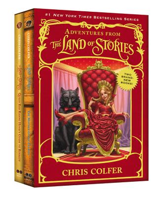 Image for Adventures from the Land of Stories Boxed Set: The Mother Goose Diaries and Queen Red Riding Hood's Guide to Royalty