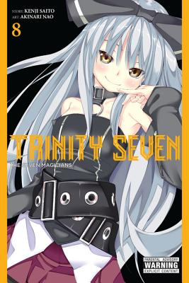 Image for Trinity Seven, Vol. 8: The Seven Magicians - manga