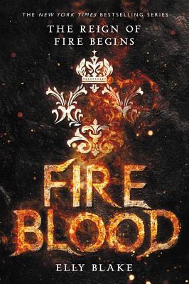 Image for Fireblood (The Frostblood Saga)