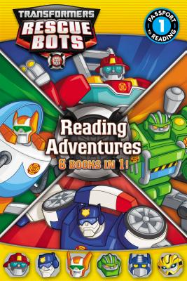 Image for Transformers Rescue Bots: Reading Adventures (Passport to Reading)