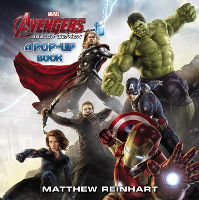 Image for Marvel's Avengers: Age of Ultron: A Pop-Up Book (Marvel the Avengers: Age of Ultron)