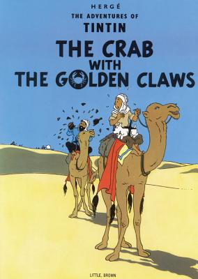 Crab With the Golden Claws  (The Adventures of Tintin), Herge