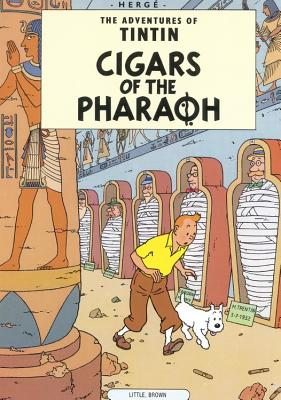 Cigars of the Pharaoh:  The Adventures of Tintin, Herge