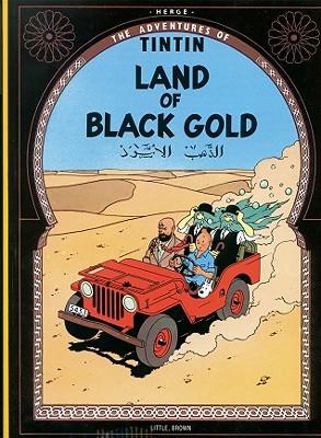 The Adventures Of Tintin: Land Of Black Gold, Aaron, Michael