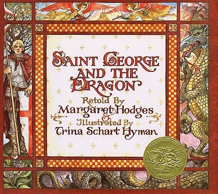 Image for Saint George and the Dragon : A Golden Legend