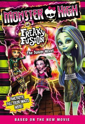 Image for Monster High: Freaky Fusion The Junior Novel