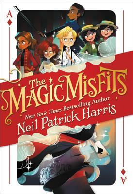 Image for The Magic Misfits (Magic Misfits (1))