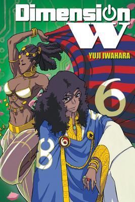 Dimension W, Vol. 6, Iwahara, Yuji