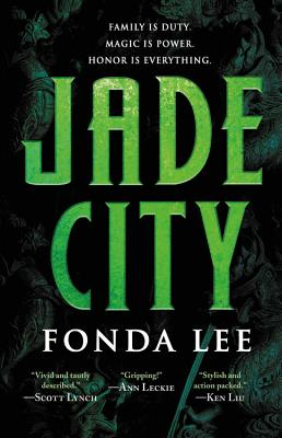 Image for Jade City (The Green Bone Saga (1))