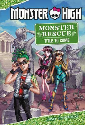 Image for Monster High: Monster Rescue: I Spy Deuce Gorgon!
