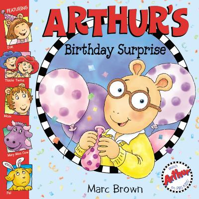 Image for ARTHUR'S BIRTHDAY SURPRISE