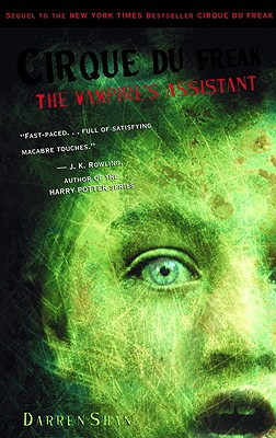 Image for Cirque Du Freak #2: The Vampire's Assistant: Book