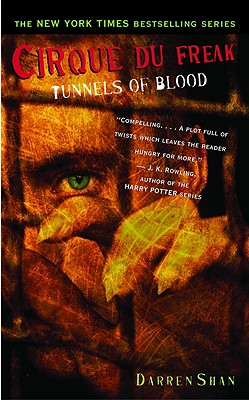 Image for Cirque Du Freak #3: Tunnels Of Blood: Book 3 In Th