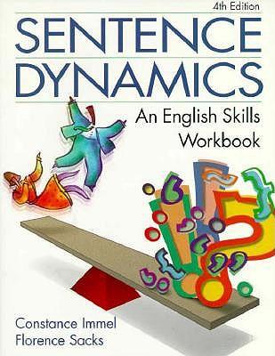Image for Sentence Dynamics: An English Skills Workbook