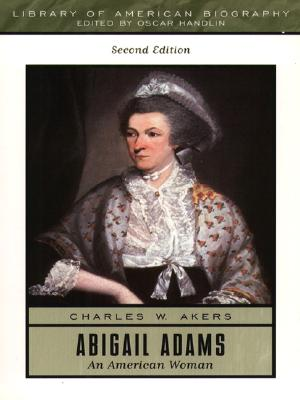 Image for ABIGAIL ADAMS AN AMERICAN WOMAN