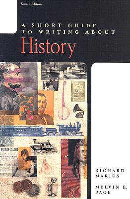 Image for A Short Guide to Writing About History, 4th Edition