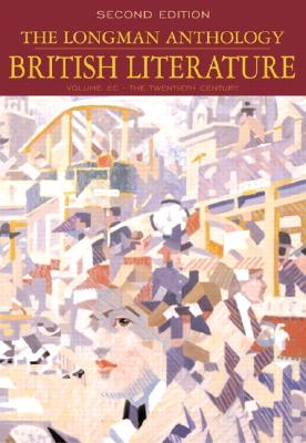Image for The Longman Anthology of British Literature, Volume 2C: The Twentieth Century (2nd Edition)
